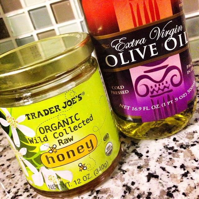 Honey & Olive Oil: Quick Remedy for Dry Hair