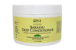 Obia Natural Hair Babassu Deep conditioner