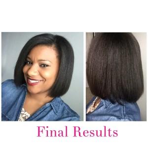 Mielle Organics Healthy Hair Formula Pills Final Results