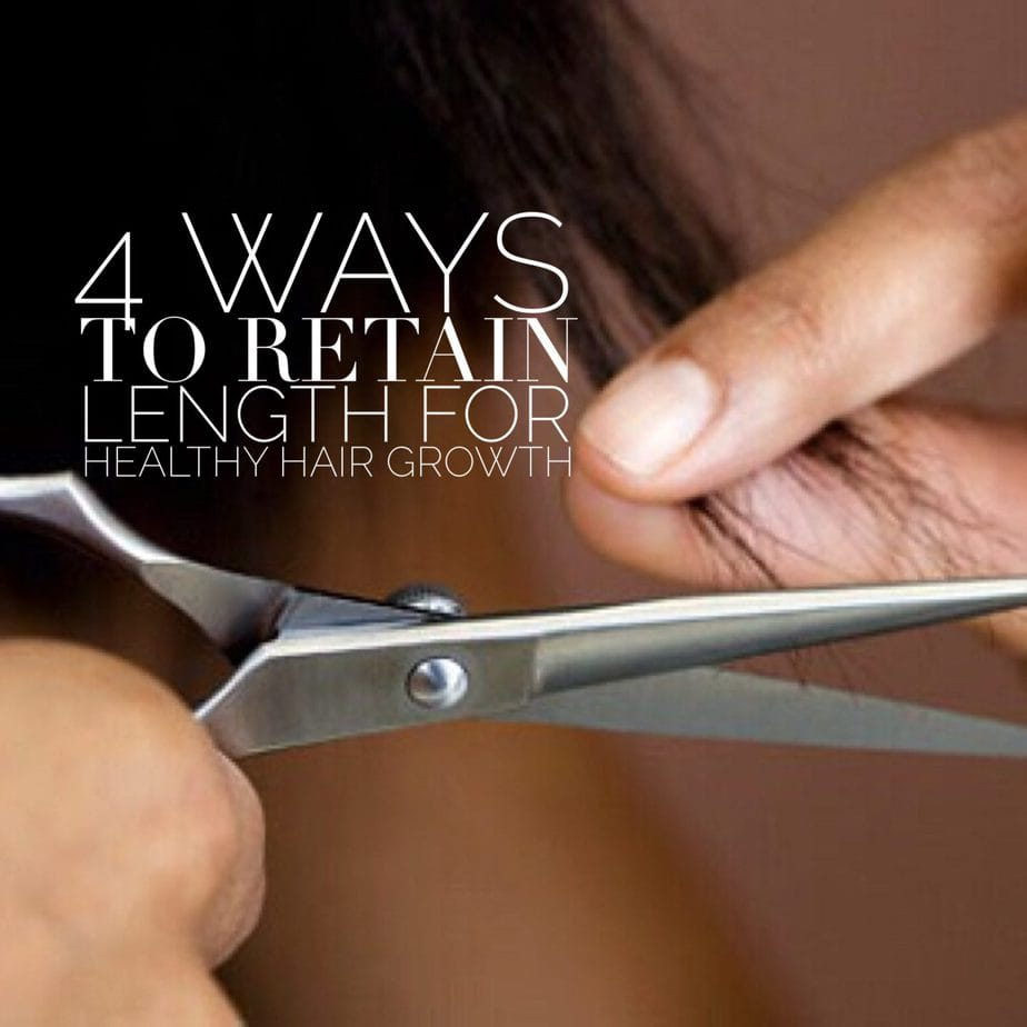 How to Retain Length for Natural Hair Growth