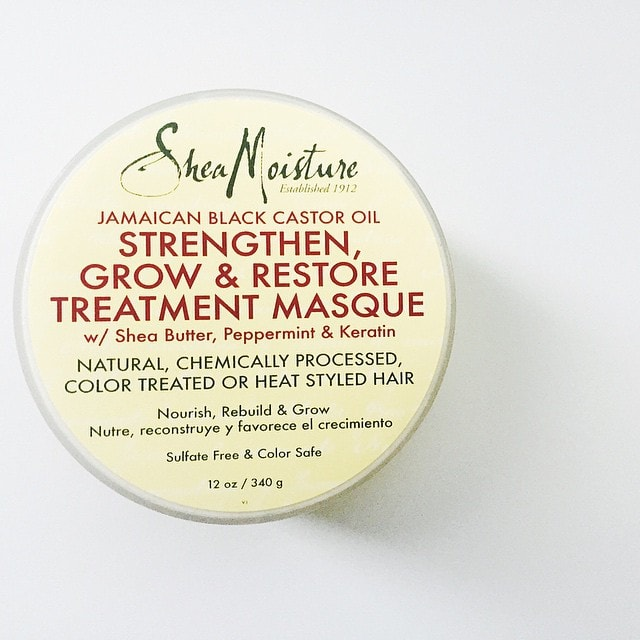 Shea Moisture Jamaican Black Castor Oil Deep Conditioner
