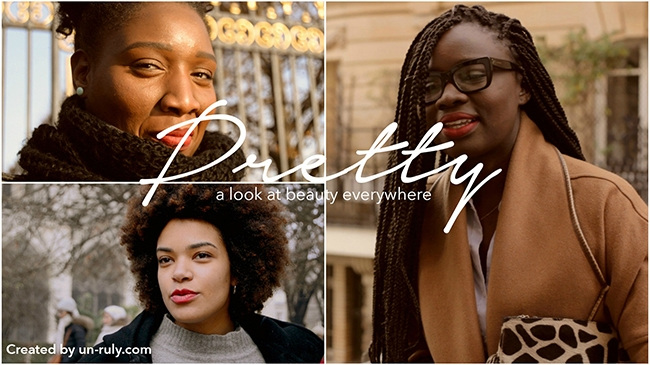 "What is ""Pretty""? Un'Ruly Captures Several Meanings"