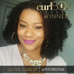 CurlBOX Awards Winner
