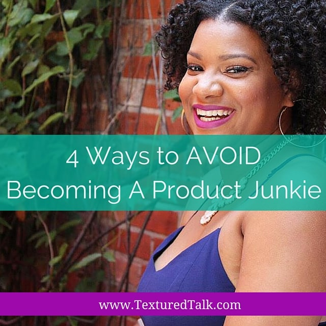 4 Ways to AVOID Becoming a Product Junkie