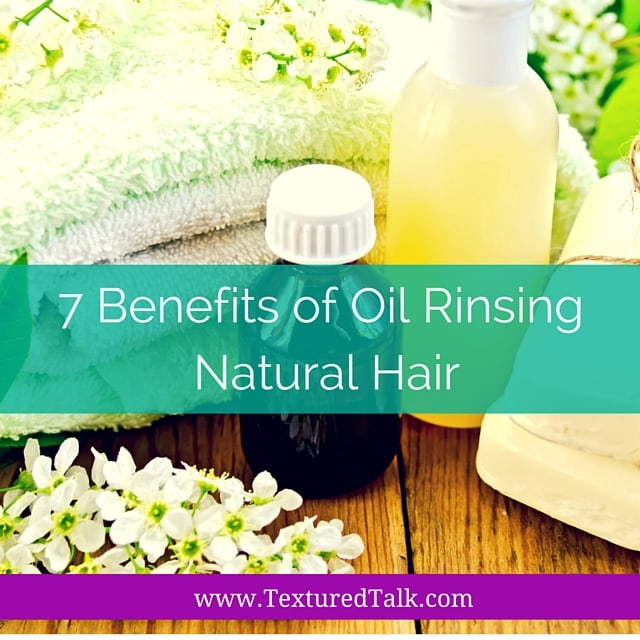 7 Reasons To Try Oil Rinsing for Your Dry Hair