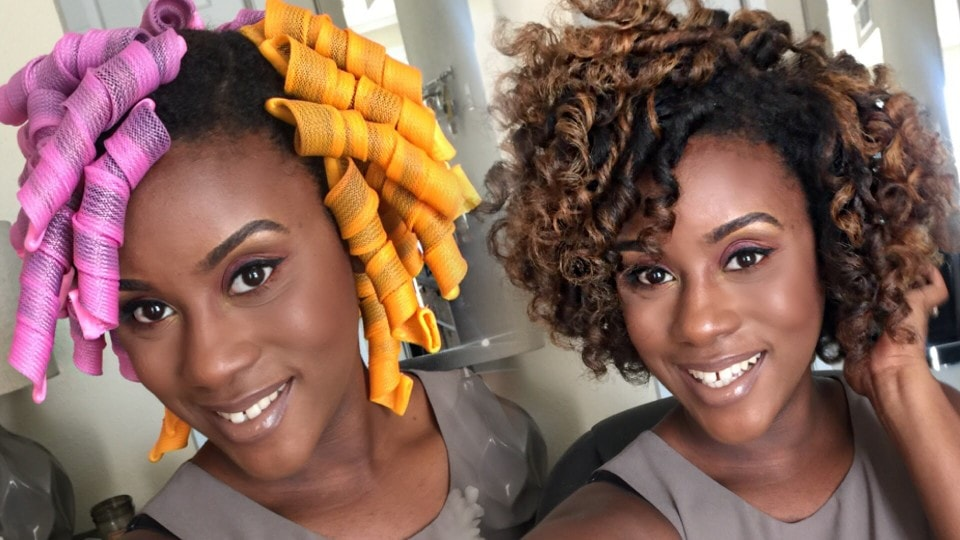 How To Install Curlformers On Natural Hair Like A Pro