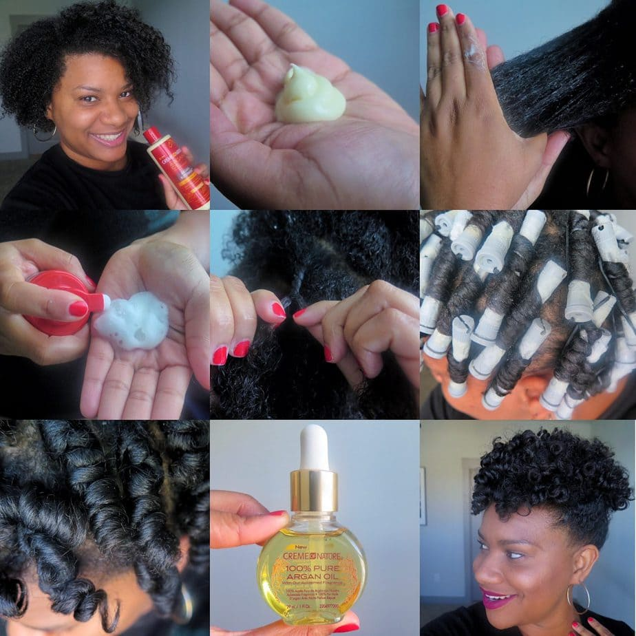 9 Easy Steps for the Perfect Perm Rod Set on Natural Hair