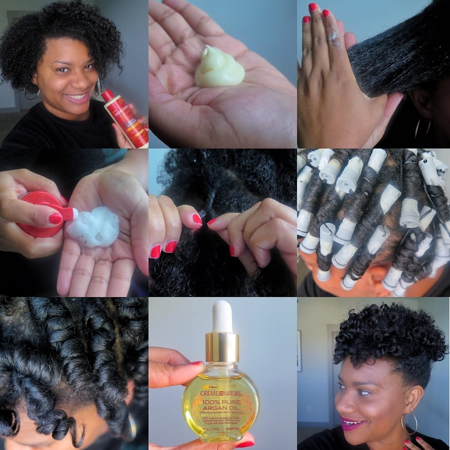 Straight hair perm products - 9 Easy Steps For The Perfect Perm Rod Set On Natural Hair Textured Talk
