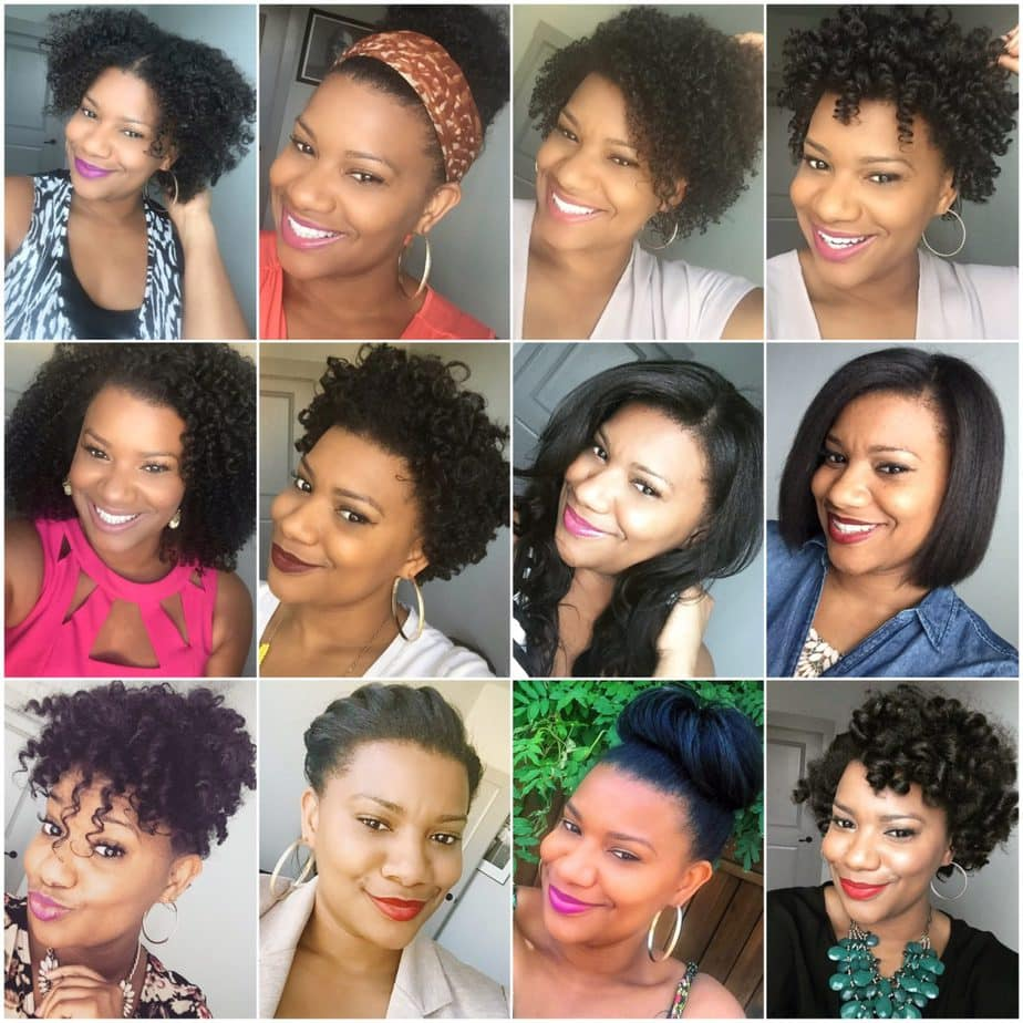 Natural Hair Does Care #StyleQueenCollage – My Favorite Natural Hair Styles of 2015