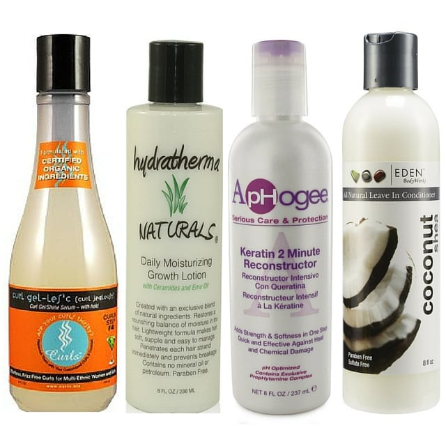 Just Natural Organic Hair Care Reviews