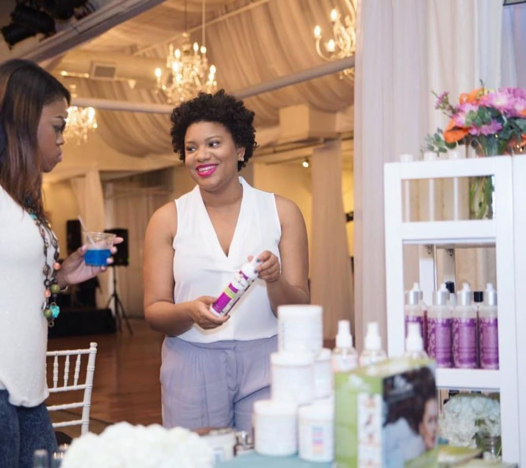 A beginners guide to ingredients in natural hair products