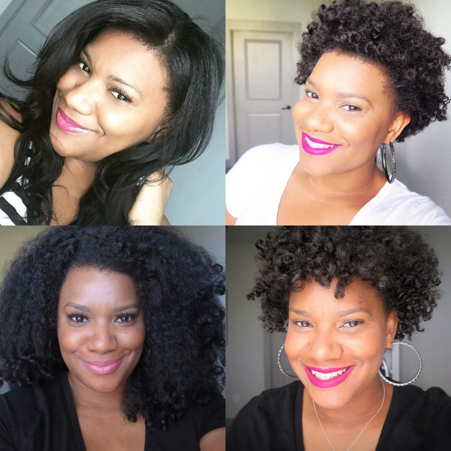 Undercover Naturals: 3 Tips to Transition from Weaves to Natural Hair