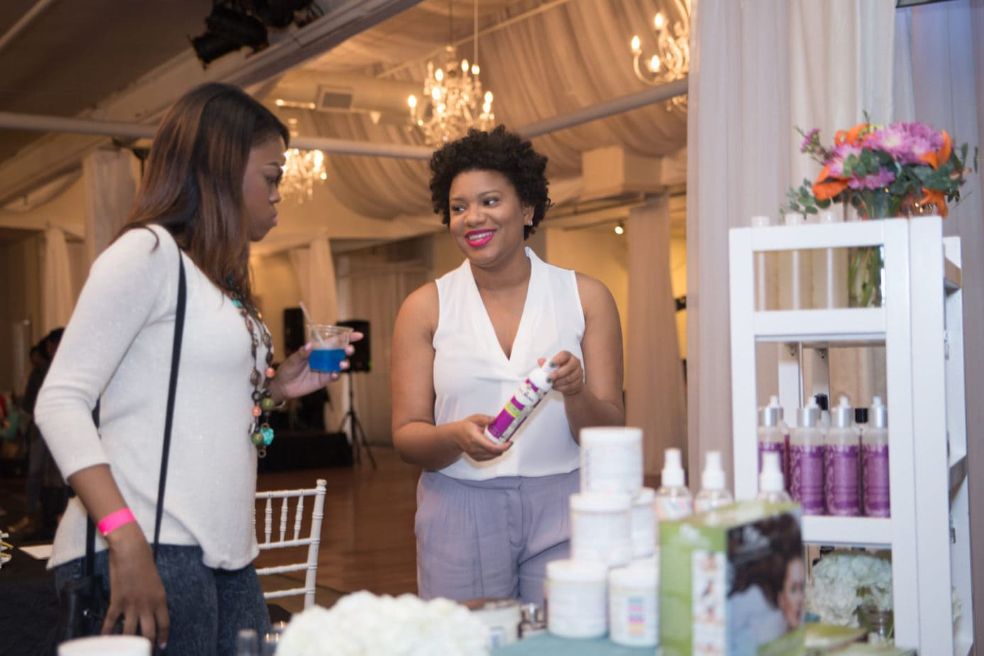 Vote TEXTURES Natural Hair Care for the FedEx Small Business Grant!