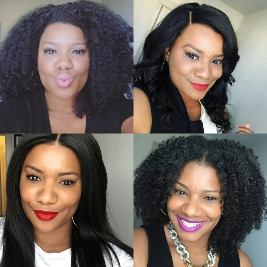 How to Slay Any Wig With Natural Hair