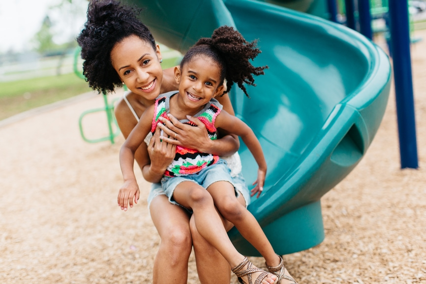 5 Super Easy Natural Hairstyles for Kids