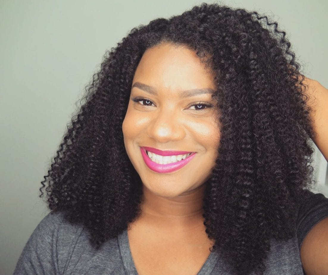 Kinky Curly Yaki U-Part Wig: How to Install Start to Finish