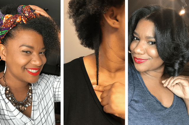 How I Survived A Year Of No Heat On My Hair