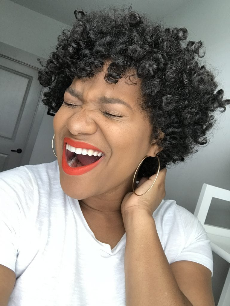 bantu knot out natural hair tutorial