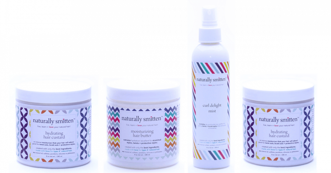 Naturally Smitten – The Brand That Loves 4C Natural Hair