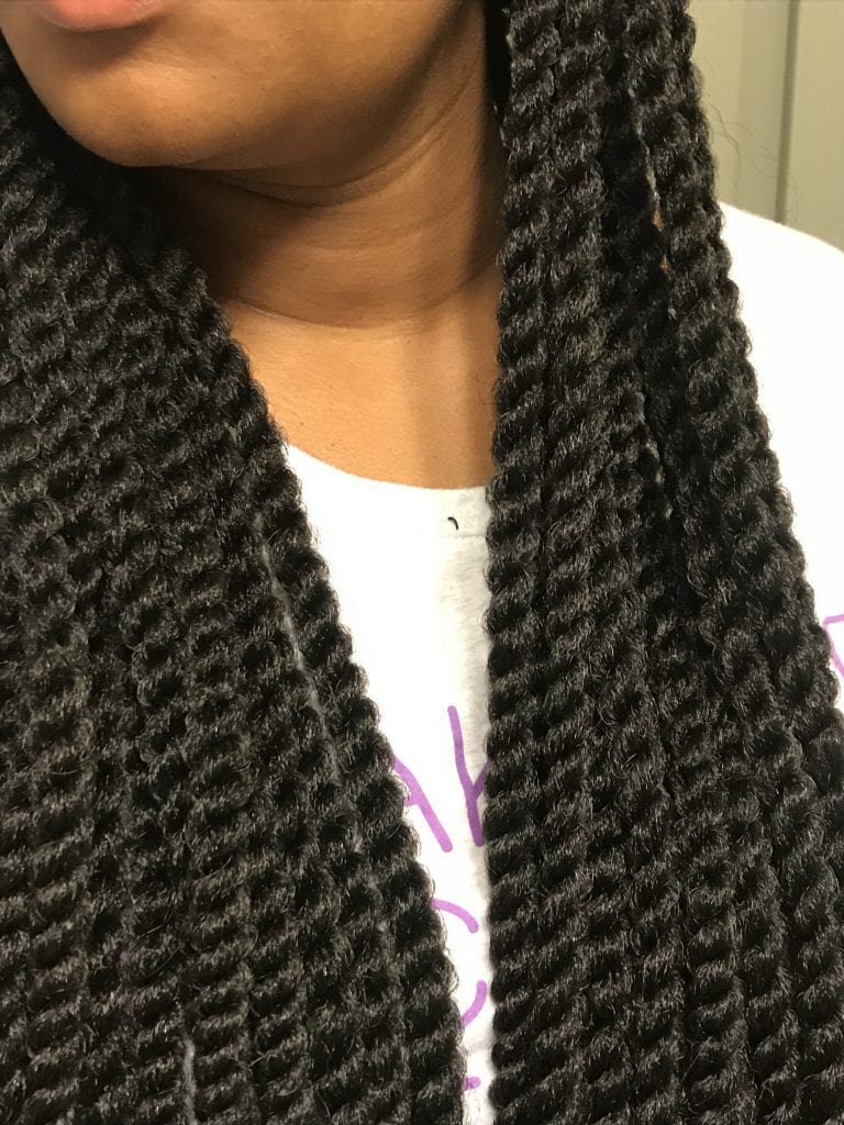 How To Install Crochet Braids By Yourself At Home In Only 4 Hours