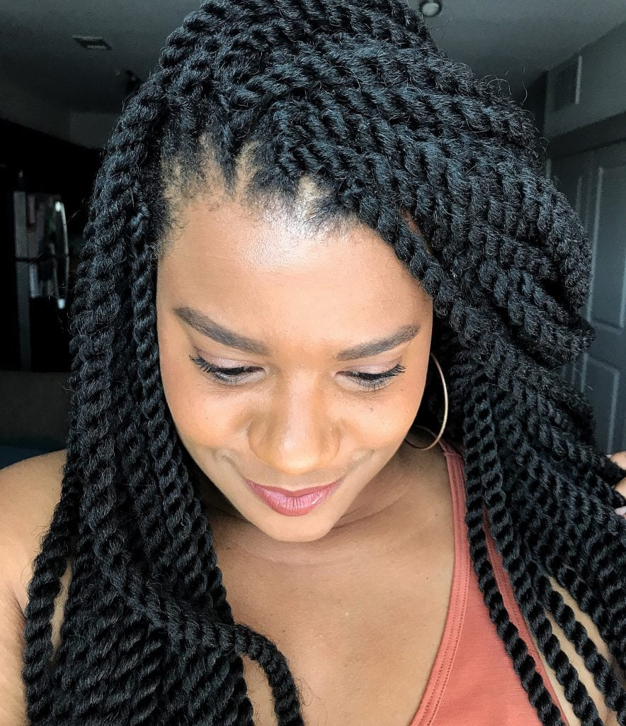 how to install crochet braids by yourself
