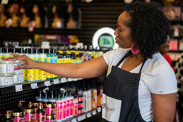 100+ Black Owned Beauty Supply Stores By State