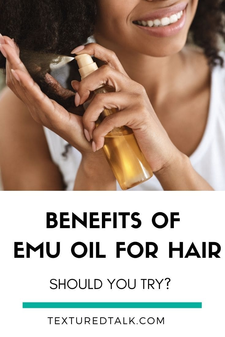 benefits of emu oil for hair